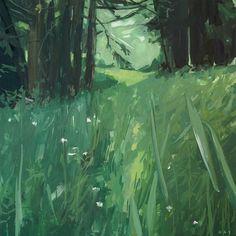 Danna Ray: Big Woods – Nahcotta