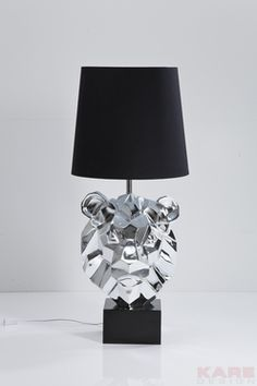 lion head lamp