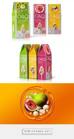 O&G Oats — The Dieline - Branding & Packaging - created via http://pinthemall.net