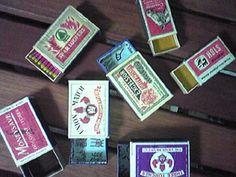 マッチ箱のアクセサリーケースの作り方|エコクラフト|紙小物・ラッピング(印刷用)| 手芸レシピ16,000件!みんなで作る手芸やハンドメイド作品、雑貨の作り方ポータル「アトリエ」