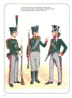 Prussian Volunteer Jaegers