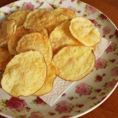 Testada e aprovada! Batata Chips de micro-ondas | Gordelícias