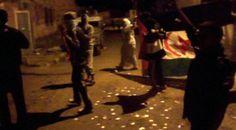 Poemario por un Sahara Libre: Manifestantes saharauis recorren varios suburbios de la ciudad de Smara contra la ocupación y las violaciones de DDHH