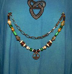Wikinger Fibelkette  Halskette von BelanasSchatzkiste auf Etsy
