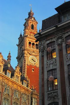 allthingseurope:   	Lille France (by Guillaume L.)
