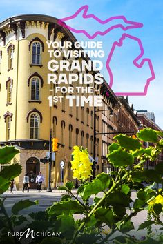 The Perfect Grand Rapids Travel Guide for a First Time Visitor Michigan Vacations, Michigan Travel, Dream Vacations, Vacation Spots, Vacation Ideas, Vacation Places, Vacation Destinations, Oh The Places You'll Go, Places To Travel