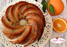 Bundt cake all'Arancia e Mirtilli Rossi Orange Dessert, Cake & Co, Nordic Ware, Limoncello, Biscotti, Allrecipes, French Toast, Sweets, Breakfast