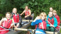 Me chilling on the canoe boat with my friends