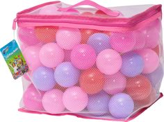 Outra Play 100 legebolde - pink Play, Sliders, Lunch Box
