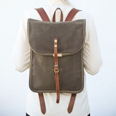 This small backpack is perfect for many different occasions; from a light day in the woods or a weekend carry-on, to a day of errands in the city. ...