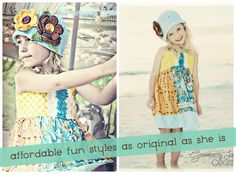 Handmade Boutique Clothing designs for Girls of all ages, by Gooseberry Lane Originals