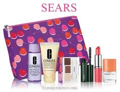 Sears and Sears.ca are having Clinique gift with purchase of $35 or more. http://cliniquebonus.org/clinique-bonus-time/