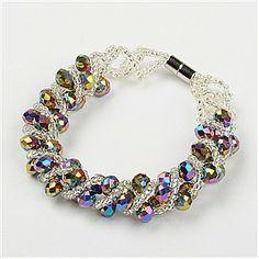 Crystal Bracelets(R29R6011)