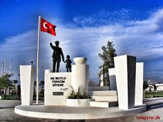 29 Ekim Cumhuriyet Bayramımız Kutlu Olsun Happy 92nd anniversary of the Turkish Republic.