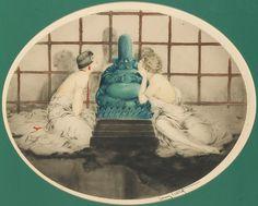 "Louis Icart ""Confidence"", 1926"