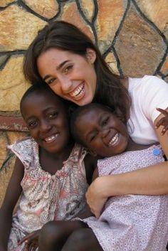 Katie Davis, 22 yr. old adoptive mom to 13 abandoned Ugandan girls.