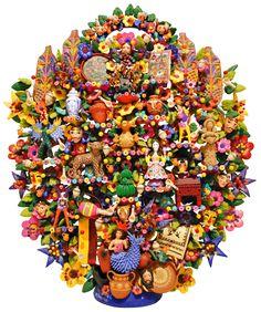 Metepec's Tree of Life