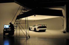Car Studio Photography Set-ups 2