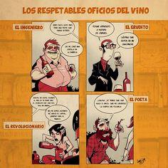 Los respetables oficios del vino / Luis Suárez   #RSEAPT #tacoronteacentejo