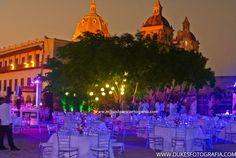 Places like this for wedding reception! un mariage magique à Carthagène! #mibodaencartagena