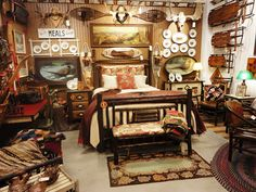Accessories for the rustic and campy home