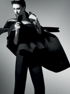 Eliza Cummings   Glen Luchford #photography   Costume National F/W '12-'13 ad Campaign