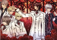 The Vampire Knight manga series and its Anime adaptation features a cast of characters created by Matsuri Hino. Description from thefemalecelebrity.com. I searched for this on bing.com/images