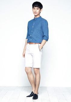 nice Kim Soo Hyun is hot and ready for summer in new ZIOZIA lookbook