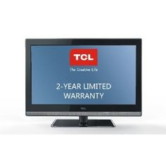 TCL L26HDF12TA 26-Inch 720p 60 Hz LCD HDTV with 2-Year Warranty (Electronics)