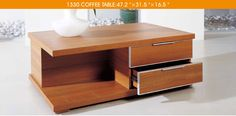 Living Room Furniture Coffee and End Tables 1330 Coffee Table