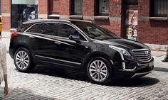 Среднеразмерный кроссовер Кадиллак ХТ5 2017 / Cadillac XT5 2017