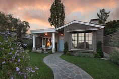 Linden, Laguna Beach - traditional - Exterior - Orange County - Jeri Koegel Photography