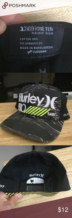 Hurley Pro SnapBack Hat Surf competition hat (worn a few times) Hurley Accessories Hats