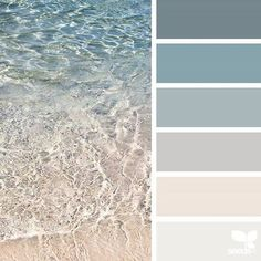 coastal color schemes right now! Check out these beautiful shades from Design Seeds that are perfect for any decor.loving coastal color schemes right now! Check out these beautiful shades from Design Seeds that are perfect for any decor.