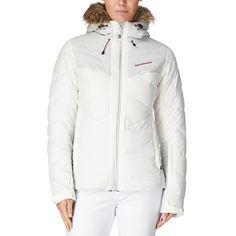 7f3c9c78ca Peak Performance Snow Jackets - Peak Performance Zephyr Womens Snow Jacket  - Off White