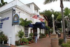 Brigantine Restaurant,Coronado Island, California