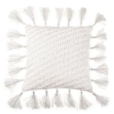 Tasseled Cushion | ZARA HOME United States of America