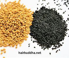 Black Seed (Kalonji) Hair Oil: Kick-Start Hair Growth in Bald Patches - hair buddha - Hair Care Hair Remedies For Growth, Hair Growth Treatment, Hair Loss Remedies, Hair Treatments, Bald Hair Growth, Hair Growth Tips, Oil For Hair Growth, Growth Oil, Grow Hair Back