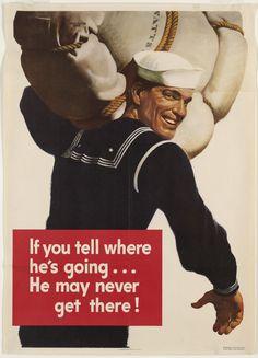 US propaganda, 1943.