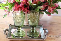 Seja uma boa anfitriã. Etiqueta a mesa e decoração por Patrícia Junqueira