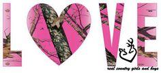 Pink Camo Love!!
