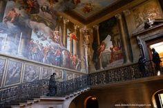 Lush Green: Hampton Court Palace - Meeting King Henry VIII