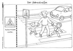 Die 19 Besten Bilder Von Verkehrserziehung Verkehrserziehung