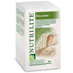 NUTRILITE™ Fibra em Pó Uma forma conveniente de obter adicionalmente fibras, a nossa NUTRILITE Fibra em Pó é uma mistura única de três fibras solúveis, originárias de plantas naturais. Um pó seco e de sabor neutro, pode ser simplesmente polvilhado sobre alimentos ou facilmente misturado em líquidos. http://www.amway.pt/user/osteobalance