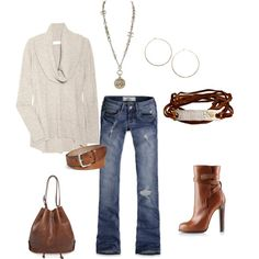 Comfy Casual Day!, created by olmy71.polyvore.com
