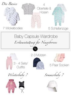 Baby Capsule Wardrobe – Clothes for newborns - Parenting Capsule Wardrobe, Fall Wardrobe Essentials, Capsule Clothing, Baby Must Haves, Baby Health, Kids Health, Baby Boy Fashion, Kids Fashion, Fashion Outfits