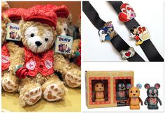 Gift Ideas for Valentine's Day 2014 from Disney Parks
