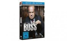 [Angebot]  Boss  Die komplette Serie [Blu-ray] für 1197