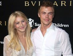 celebrity sibling photo gallery | Julianne and Derek Hough ...