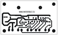 Diseño del circuito impreso del amplificador ultracompacto Amplificador 12v, Circuit Board Design, Mario, German, Car Audio, Audio Amplifier, Circuits, Printed Circuit Board, Deutsch